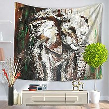 3D Tapestry Wall Hanging,Abstract Personality