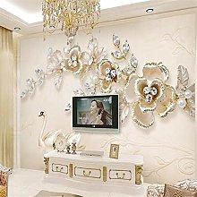3D Three-Dimensional European Luxury Jewelry