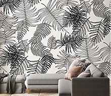 3D Tv Sofa Background Wall Nordic Simple Small