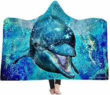 3D Unicorn Warm Cloak/Animal Style Series Plush