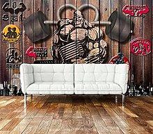 3D Wall Mural Gym Mural Mural wallpaper-140cmx100cm