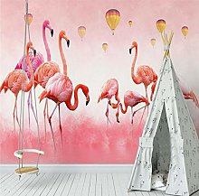 3D Wall Papers Modern Simple Hand Painted