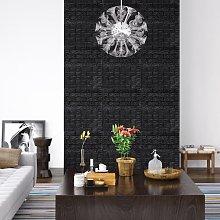 3D Wallpaper Bricks Self-adhesive 40 pcs
