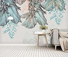 3D Wallpaper, Cushion Flower Wallpaper Cheap Mural