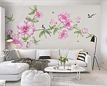 3D Wallpaper for Bedroom and Living Room Hand