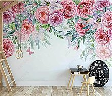 3D Wallpaper for Bedroom and Living Room Romantic