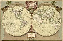 3D Wallpaper for Bedroom and Living Room World Map