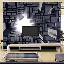 3D Wallpaper Mural 3D Stereo Wallpaper Mural