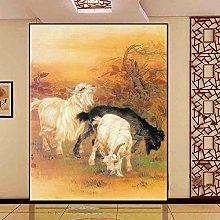 3D Wallpaper Mural Large Hotel Living Room