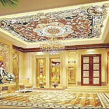3D Wallpaper Mural Large Wall Wall Hall Ceiling