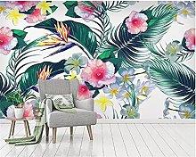 3D Wallpaper Plants Flowers Rainforest Landscape