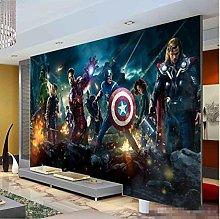 3D Wallpaper The Avengers Photo Wallpaper Movie