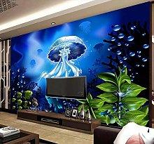 3D Wallpaper Underwater for Walls Murals Wallpaper