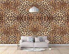 3D Wallpaper Wall Sticker Modern Leopard Print
