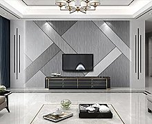 3D Wallpapers Abstract Grey Geometric Wallpaper
