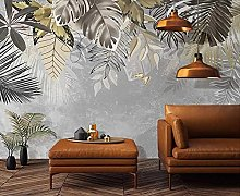3D Wallpapers Abstract Line Plant Tropical Plant