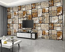 3D Wallpapers Abstract Stone Brick Marbling