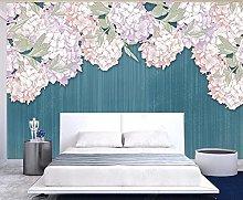 3D Wallpapers Flower Ball Floral Vintage Wallpaper