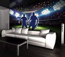 3D Wallpapers Hd Huge Football Field for Walls