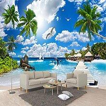 3D Wallpapers Maldives Seascape 3D Wallpaper