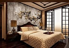 3D Wallpapers Retro Wallpaper Wall Mural for