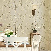 3D Walls Tree Leaf Designer Art Background