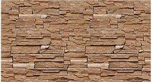 3d waterproof brick pattern wall stickers