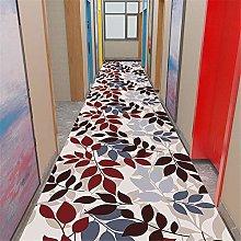 3D Wood Florals Corridor Carpet Doorway Rug