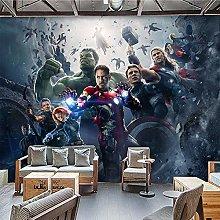 3dAvengers Marvel Entrance Wallpaper 3dPainting