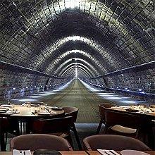 3dextended Space Tunnel Landscape Wallpaper 3D