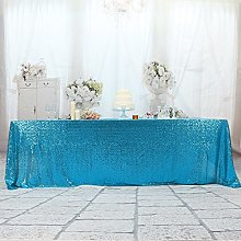 3E Home 125x180cm(50x72 inches) Turquoise