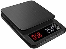 3KG/0.1g Coffee Scale with Timer Smart Drip Coffee