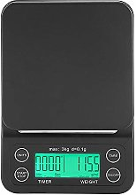3KG/0.1g Electronic LCD Digital Kitchen Food Scale