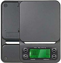 3kg 0.1g Portable Electronic LCD Digital Timer