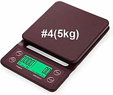 3kg 5kg/0.1g LCD Digital Weight Coffee Scales