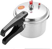 3L Pressure Cooker 18CM Commercial Grade Aluminum