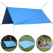 3M Waterproof Hammock Shelter Tent Tarp Picnic