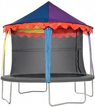 3m x 3m Fibreglass Pop-Up Gazebo Freeport Park