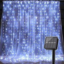 3mx3m String Lights Waterproof Curtain Lighting