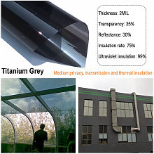 3MX600MM Glass film heat-insulating film sunscreen