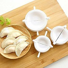 3pc/set Dumplings Mold Jiaozi Maker Tool Dough