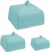 3PCS Collapsible Food Cover Reusable Insulated