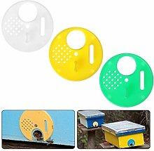 3pcs Garden Bee Tools Beekeeping Equipment Plastic