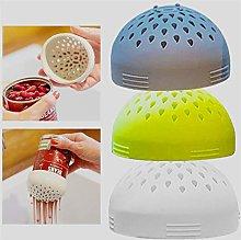 3pcs Multi-use Mini Colander,Micro Kitchen
