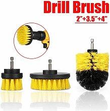 3pcs / set 2 / 3.5 / 4 inch Electric Drill Brush