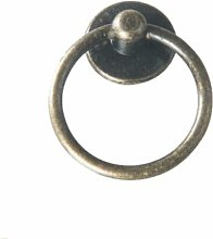 3PCS Vintage Ring Pull Handles, Round Ring Pull