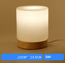 3W LED Desk Lamp with Protection, Dual Timer for