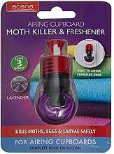 3X Acana Airing Cupboard Moth Killer and Lavender