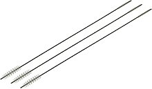 3x Double Brushes Cleaning Brush 3 mm / 7 mm for