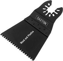 3X Saxton 65mm Coarse Blades Dewalt Stanley Worx